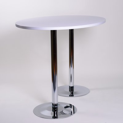 Bistro table oval